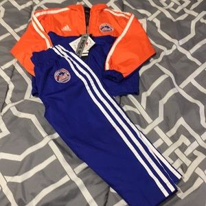 Adidas NY Mets Track Suit